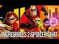Incredibles 2 Spoiler Review And Discussion