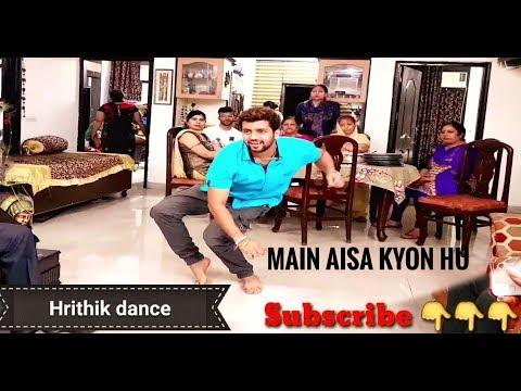 Dance on Main aisa kyu hu-  Its Magic | tribute to Hrithik Roshan | wedding dance choreography |