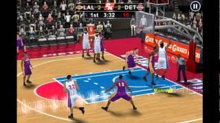 NBA 2K12 iPhone iPad Gameplay