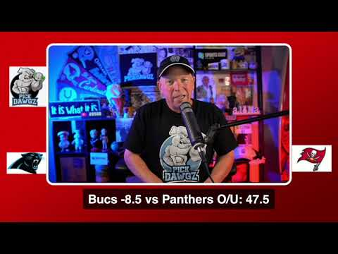 Tampa Bay Buccaneers vs Carolina Panthers NFL Pick and Prediction 9/20/20 Week 2 NFL Betting Tips