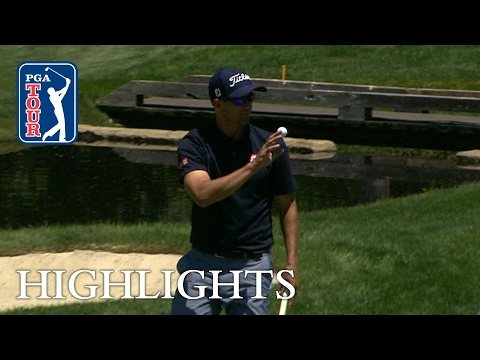 Adam Scott extended highlights | Round 2 | the Memorial