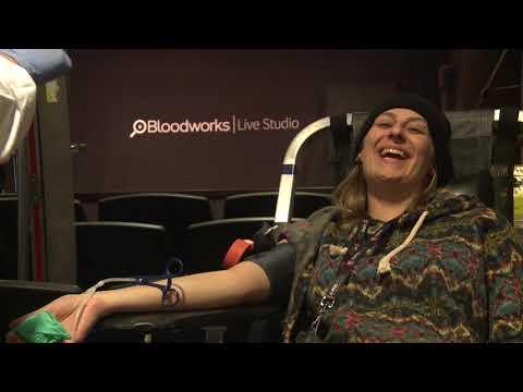 Bloodworks Live Studio Intro