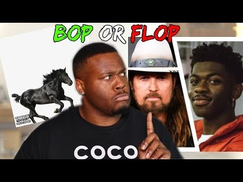 "LIL NAS X & BILLY RAY CYRUS ""OLD TOWN ROAD REMIX"" REACTION"