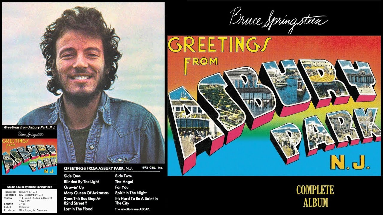 Bruce springsteen greetings from asbury park complete album bruce springsteen greetings from asbury park complete album m4hsunfo