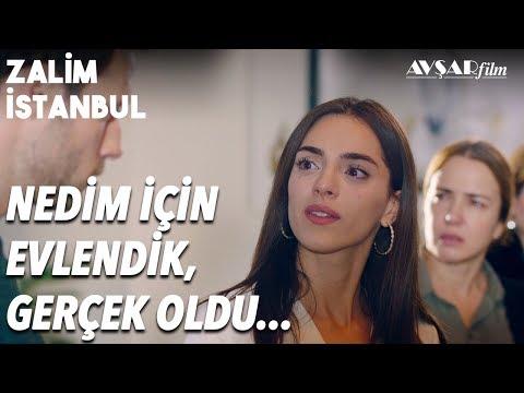 Cemre Cenk Evliliği Gerçek Oldu💛 Köşkte Büyük Şok!🔥 | Zalim İstanbul 25. Bölüm
