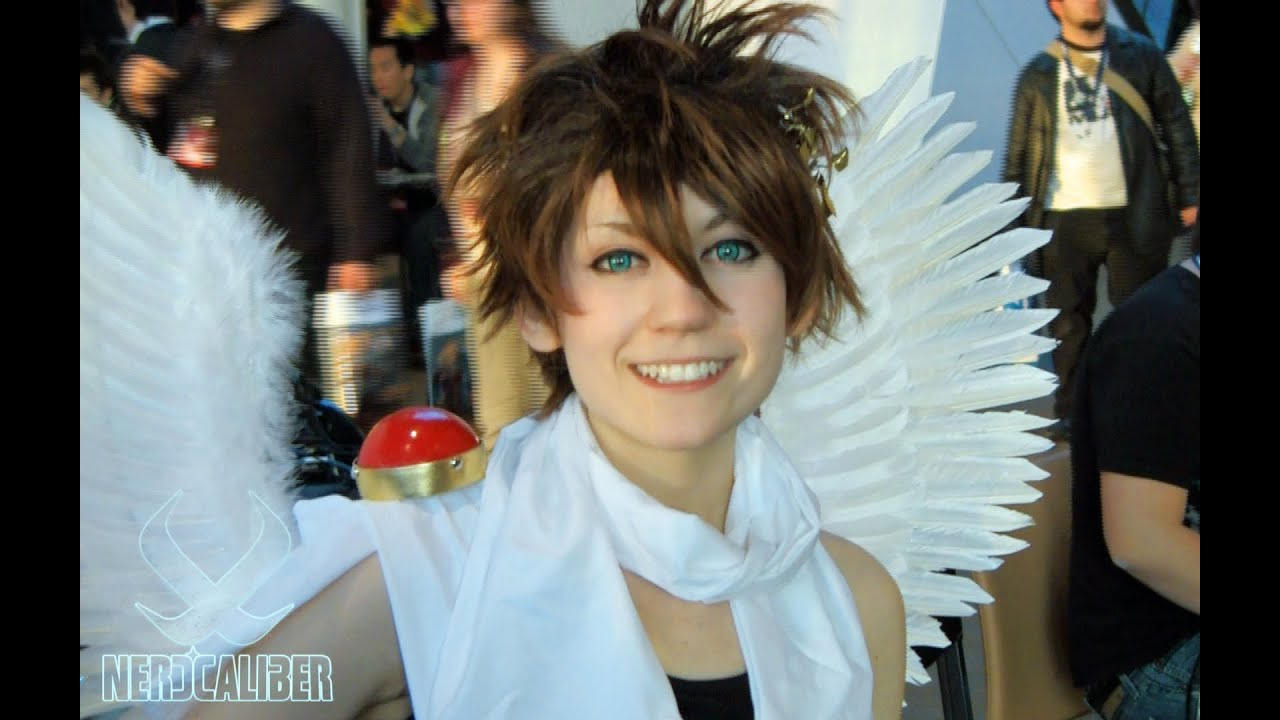 Kid Icarus Cosplay Pax East 2017 You
