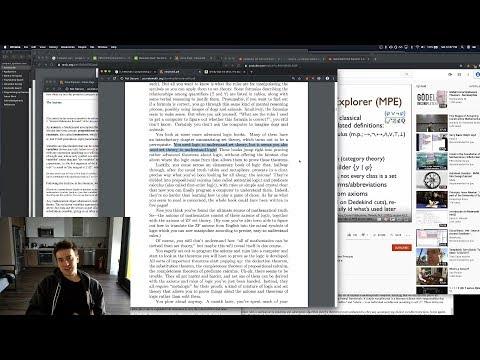 George Hotz | Programming | Twitchcoq : Pt 2, Can We Prove True Is Not False | Coq (software)