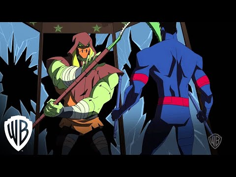 "Batman Unlimited: Monster Mayhem - ""Scarecrow vs. Nightwing"""
