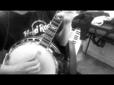 Super Mario, Main Theme - Banjo - YouTube