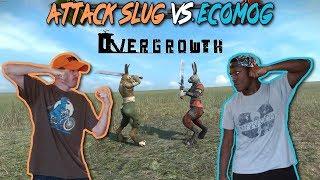 CATCH THESE PAWS!   Overgrowth (Attack Slug vs. Ecomog)