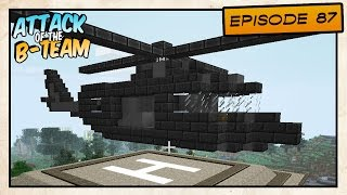 minecraft helicopter attack of the b team e87