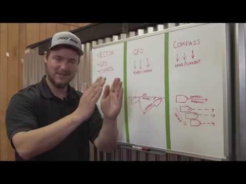 ProNav Angler Vector Heading Lock Explained: GPS vs Compass Heading Lock