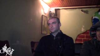 Zoo Raps vol. ONE a Stanica Projekt na rozhovore pre HHTV Nitra