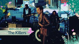 The Killers - When You Were Young (Radio 2 Live At Home)