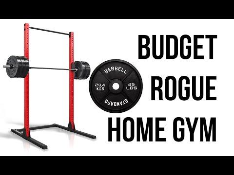 Budget Rogue Home Gym