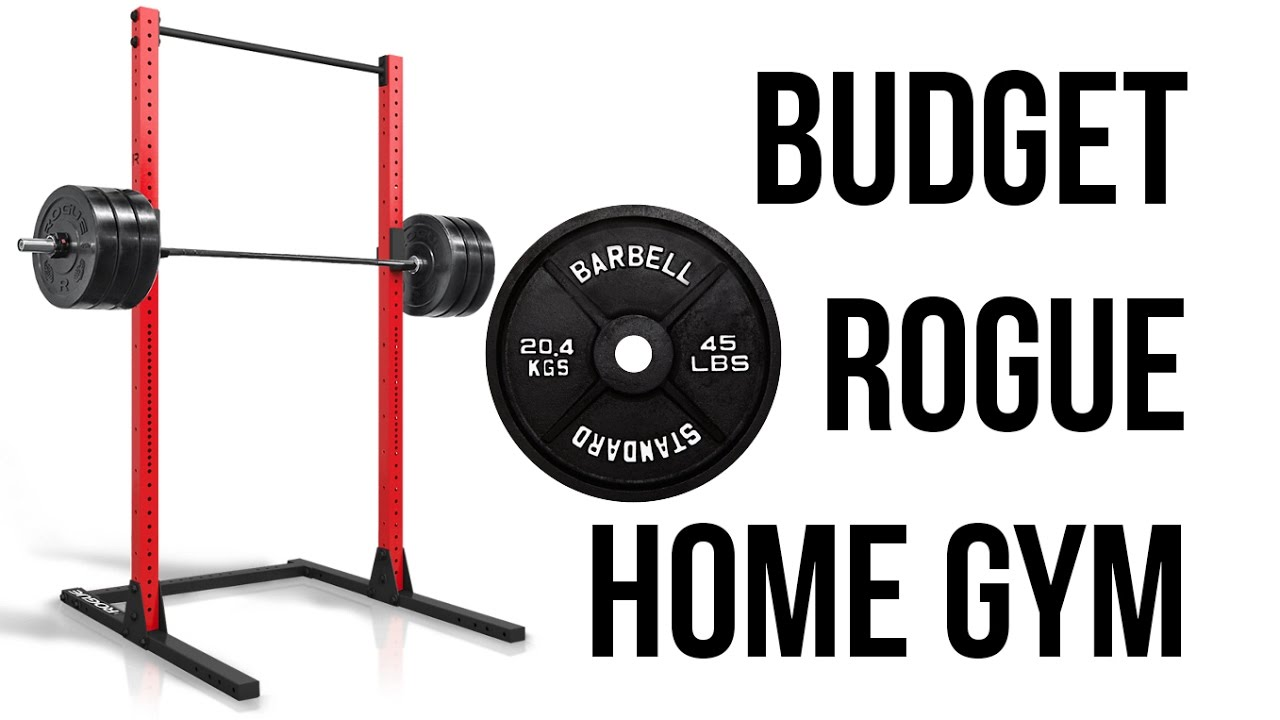 Garage Gym Reviews Diy Platform Budget Rogue Home Gym