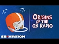The origins of the NFL's QB communication system