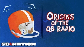 In 1956, two Cleveland Browns fans invented the first quarterback helmet radio, but the NFL banned the technology for almost forty years. Find out how the ...