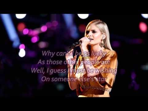 Lauren Duski - Someone Else's Star (The Voice Performance) - Lyrics
