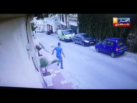 فيديو حصري للنهار..لحظة سرقة فتاة بإحدى شوارع مدينة عنابة