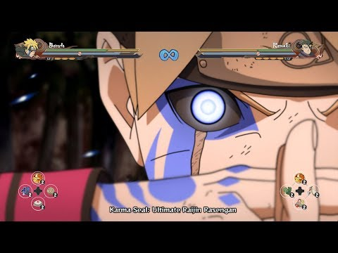 All NEW Boruto Characters Ultimate Jutsus - Boruto Ultimate Ninja Storm DLC - Naruto Storm 4