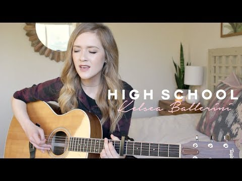 High School - Kelsea Ballerini Cover | Carley Hutchinson