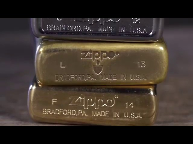 Prices lighters old zippo Vintage Zippo