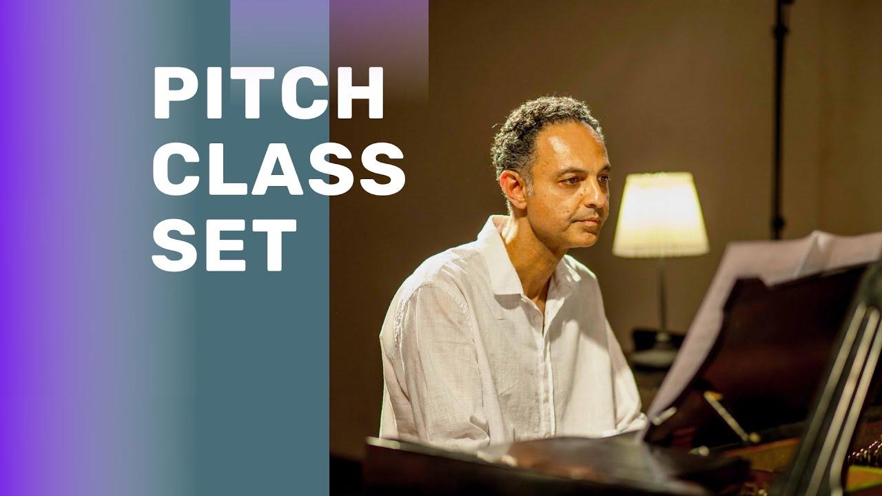 Pitch vs. Pitch-Class vs. Pitch-Class Set
