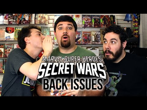 Secret Wars - Back Issues