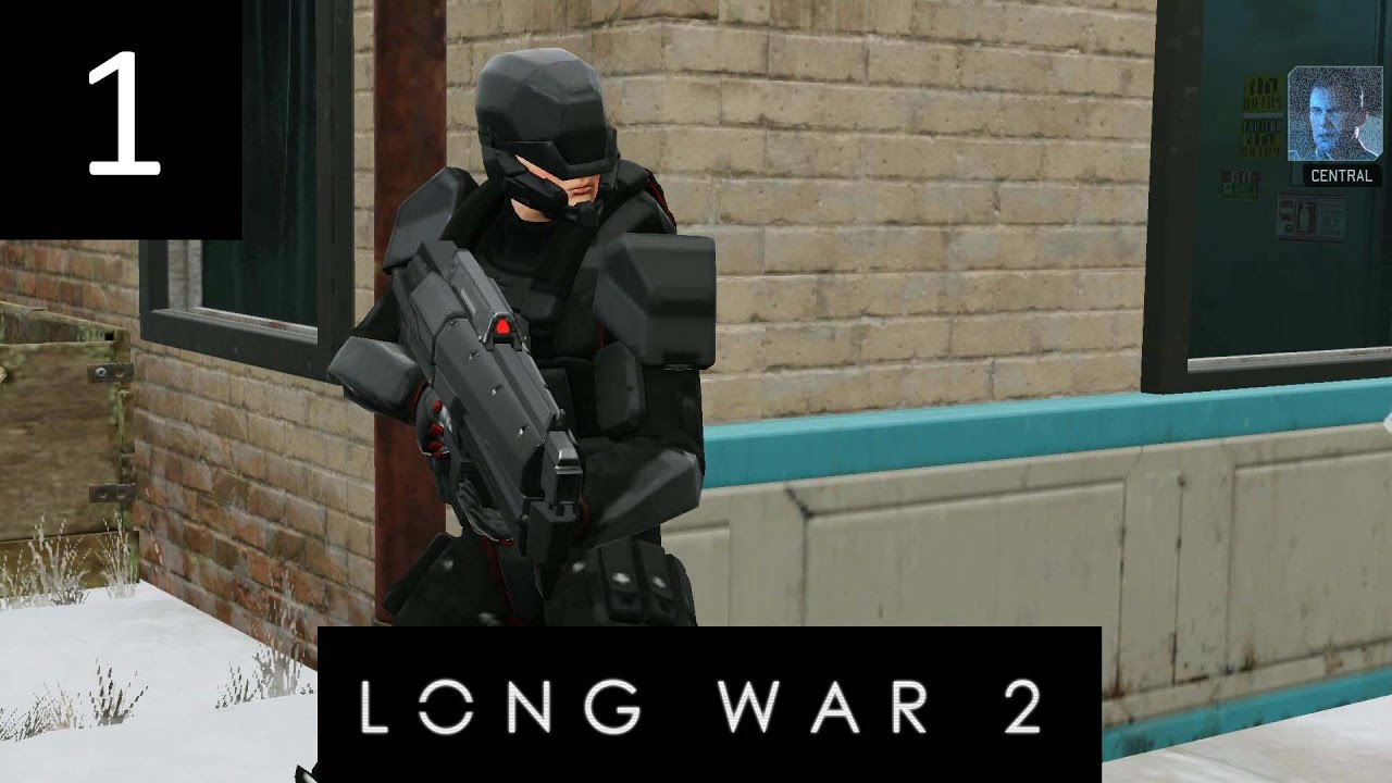 xcom 2 long war 2 saying hello to advent episode 1 youtube. Black Bedroom Furniture Sets. Home Design Ideas