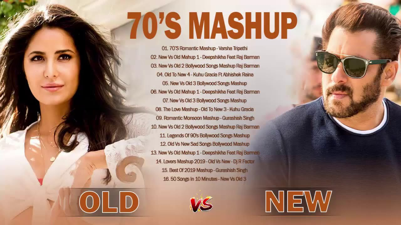 Old Vs New Bollywood Mashup Song 2020 -New Love Mashup 2020 August- Latest HindI Songs PLaylist 2020