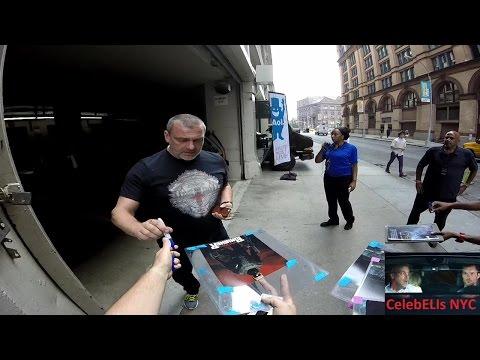 CelebELIs NYC: Ray Stevenson