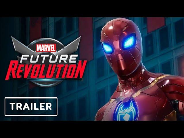 Marvel Future Revolution - Launch Trailer | gamescom 2021