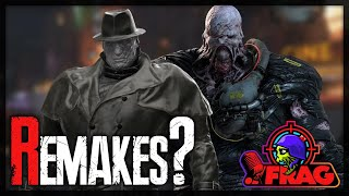 Find out which Resident Evil the Boys think is a resident keeper and which one is a resident sleeper!