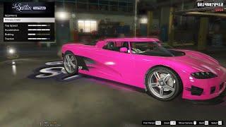 GTA 5 - Lấy siêu Moto đi chôm Siêu xe từ công việc bảo vệ - ND Gaming !!!