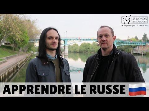 Comment apprendre le russe - Avec Thomas de Russie.fr