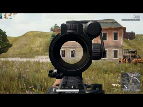 PUBG | 1440p MAX SETTINGS | GTX 1080 + RYZEN 5 1600 | GAMEPLAY AND FPS |  MARCH 2018