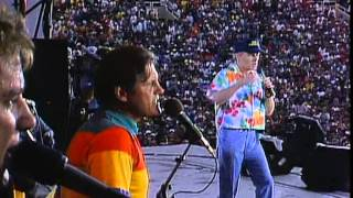 The Beach Boys - Barbara Ann (Live at Farm Aid 1985)