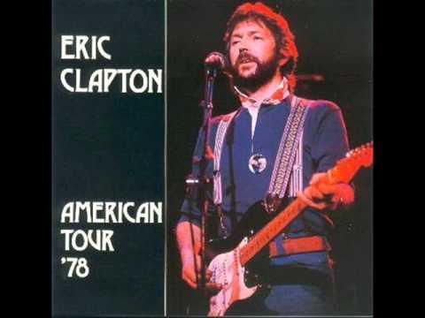 Eric Clapton 10 Badge  Santa Monica 1978