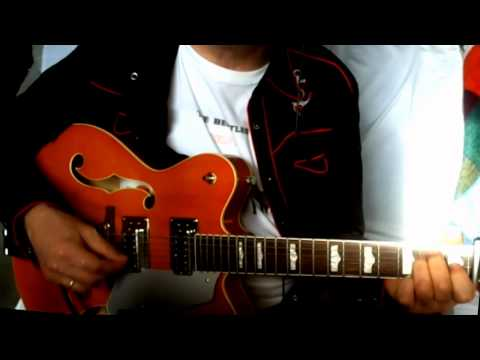 Another Girl ~ The Beatles - Macca ~ Cover w/ Gretsch 5422 TDC FSR AS