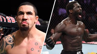 UFC 254: Whittaker vs Cannonier - Who Can Survive? | Fight Preview