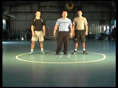 Wrestling Moves - Position & Balance Drills for Wrestling