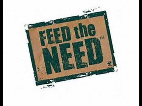 Feed the Need - Coulee Christian School Promotional  Video