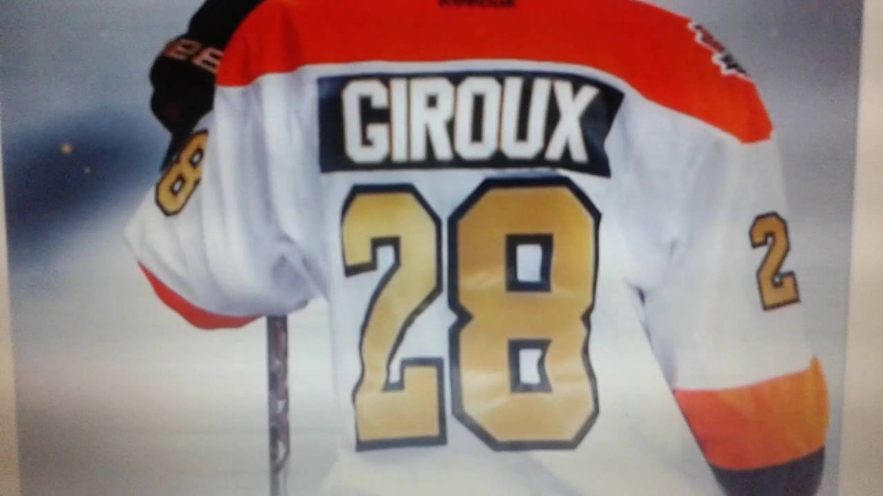 online retailer 8d82b 10355 Philadelphia Flyers 50th Anniversary Jersey: My Thoughts