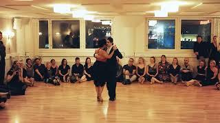Nadia Tapia & Daniel Valenzuela (1/4) Tango Frostbite 2020
