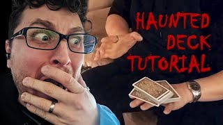 HAUNTED DECK Tutorial - Make ANY Deck move on it's own!