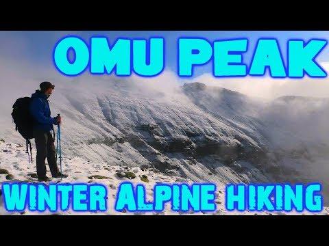 Omu Peak 2507m - Hiking In The Carpathians - Romanian Mountain Hiking