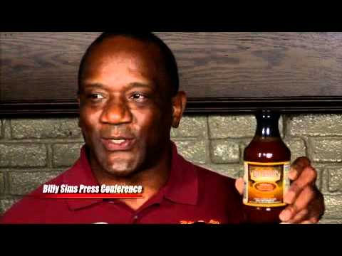 Billy Sims BBQ-PressConference TV 30-.mp4