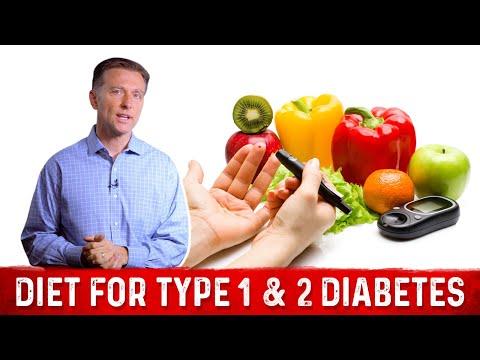 dr berg diabetes diet