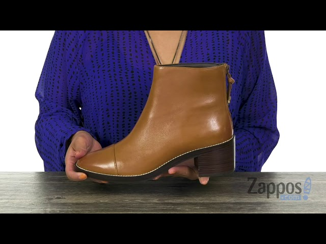 1a9304c3e Cole Haan 50 mm Winnie Grand Bootie Waterproof at Zappos.com